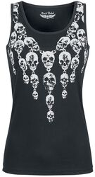 Necklace Skull Top