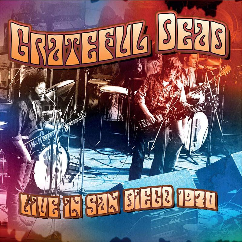 Live in San Diego 1970