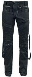 Black Chrome Pant
