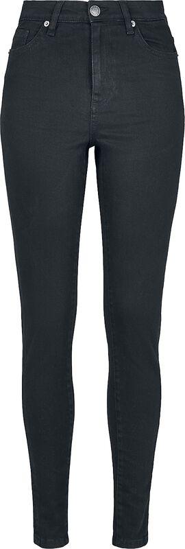 Ladies High Waist Skinny Jeans