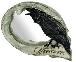 Nevermore Compact Mirror