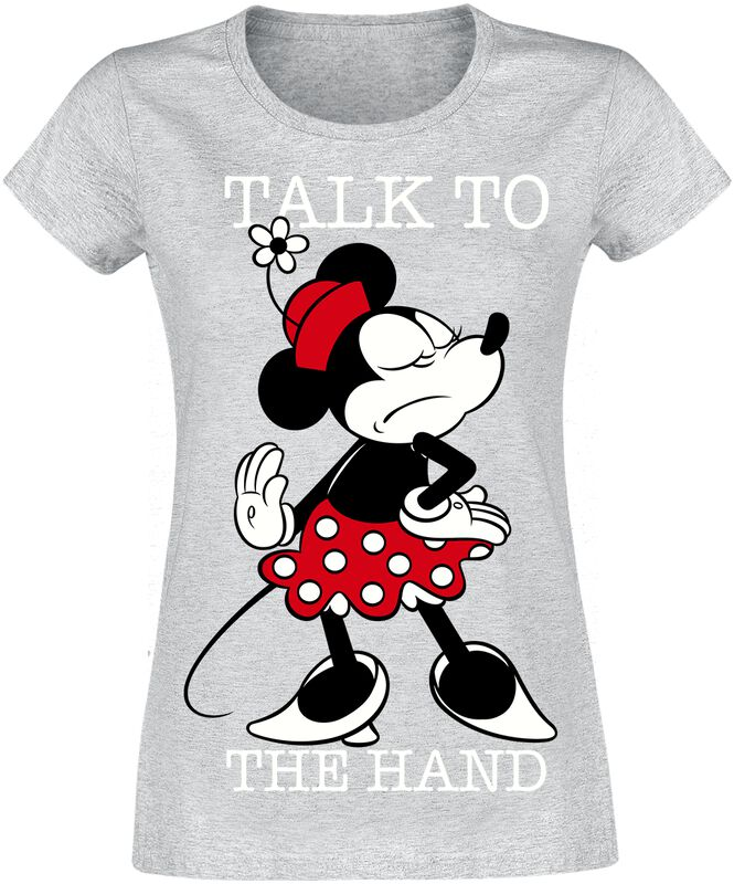 Minnie Mouse  Talk to the hand