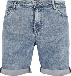5 Pocket Slim Fit Denim Shorts