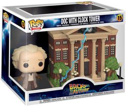 Doc with Clock Tower (Pop! Town) Vinyl Figure 15