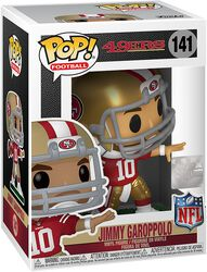 San Francisco 49ers - Jimmy Garoppolo Vinyl Figure 141
