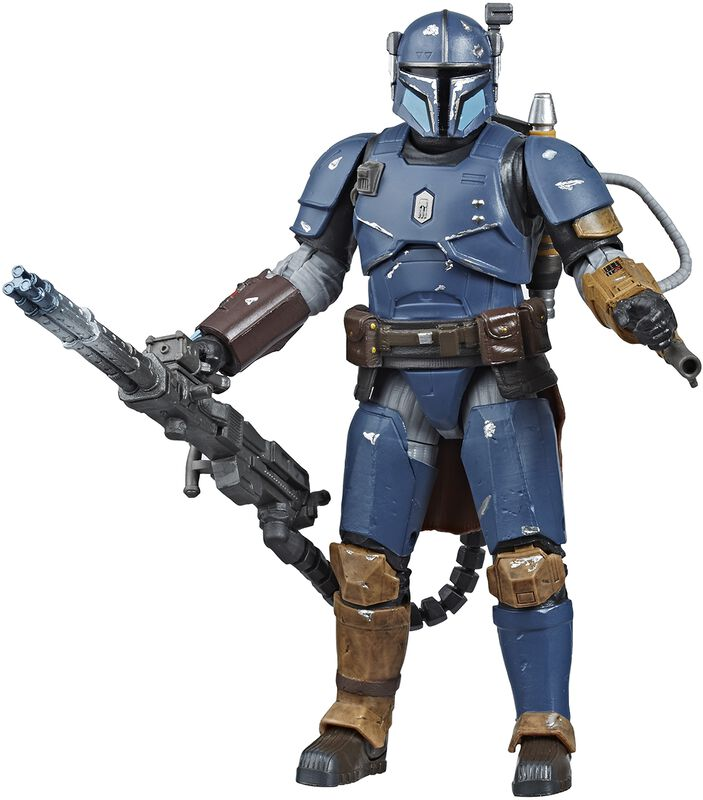 40th Anniversary - The Black Series Infantery - Mandalorian