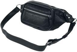 Imitation Leather Shoulder Bag