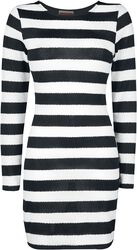 Striped Sweater Dress