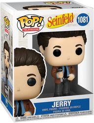 Seinfeld Jerry Vinyl Figure 1081