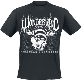 Cheshire Cat - Metal Wonderland