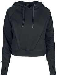 Ladies Thumb Hole Hoody