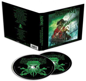 Captain Morgan's revenge - 10th anniversary edition