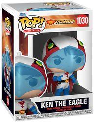 Ken The Eagle Vinyl Figure 1030