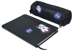 NASA - Notebook and Pencilcase