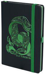 Slytherin - Premium Notebook
