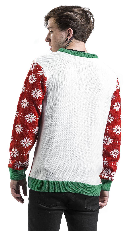 Xmas Yoda | Star Wars Christmas jumper | EMP