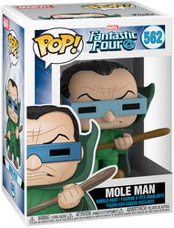 Mole Man Vinyl Figure 562