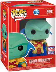 SDCC 2021 - Martian Manhunter Vinyl Figure 399