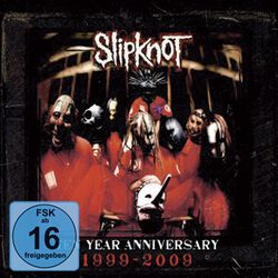 Slipknot - 10th anniversary edition