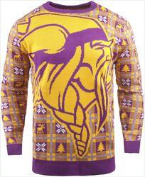Minnesota Vikings Crew Neck Sweater