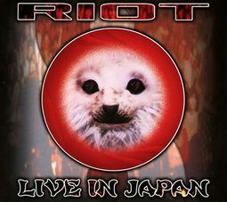 Riot in Japan - Live