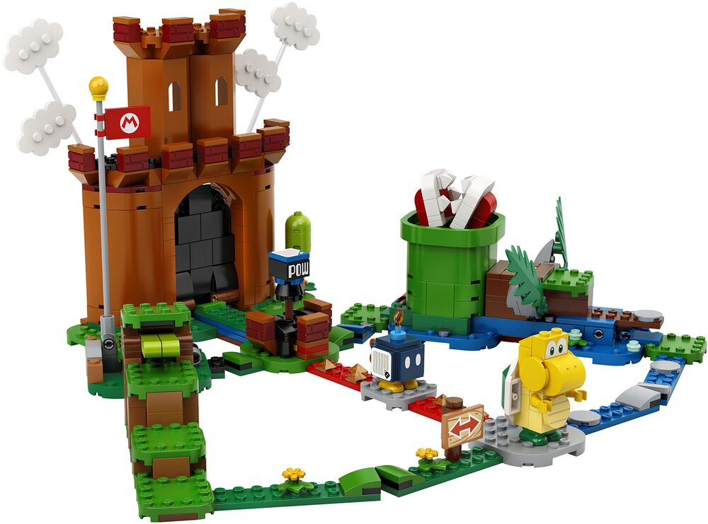 71362 - Guarded Fortress Expansion Set