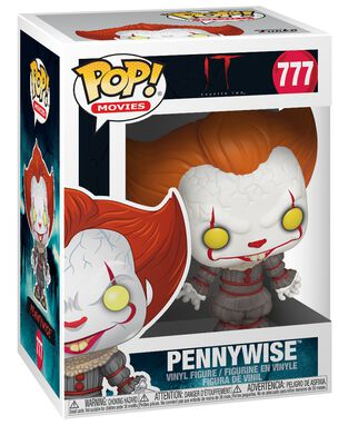 Chapter 2 - Pennywise Vinyl Figure 777