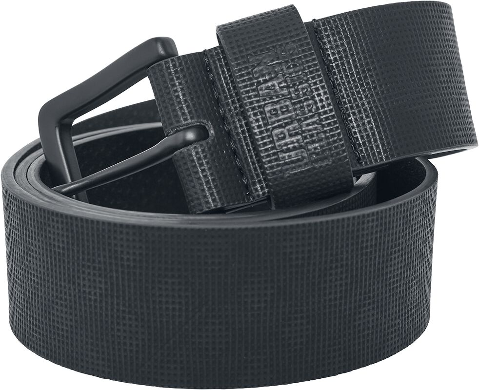 Fake Leather Belt