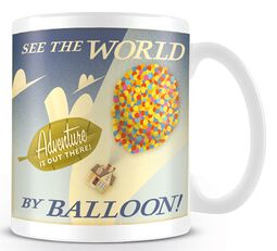 See The World By Balloon