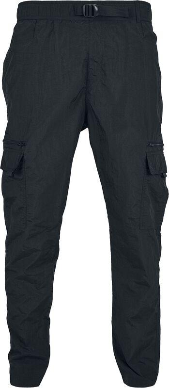 Adjustable Nylon Cargo Trousers
