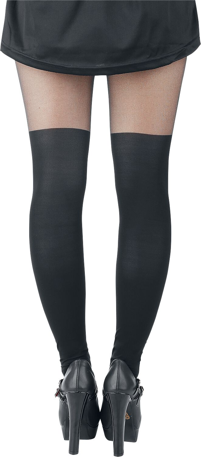 2fcba248529 Pamela Mann. Goth Cross Suspender. Tights. 1 Reviews