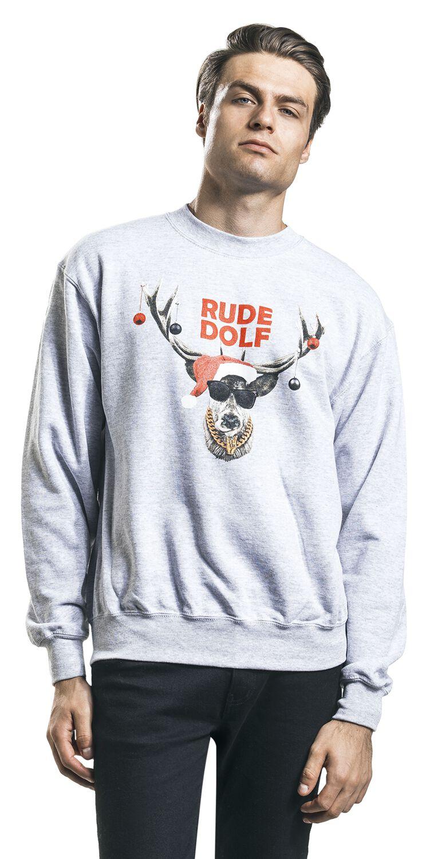 Rude Dolf Sweatshirt | EMP