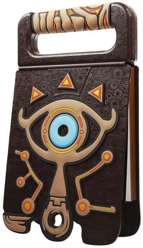 Breath Of The Wild - Sheikah - Sketchbook