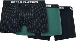 Organic Boxer Shorts 3 Pack