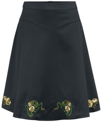 Serpent Flare Skirt