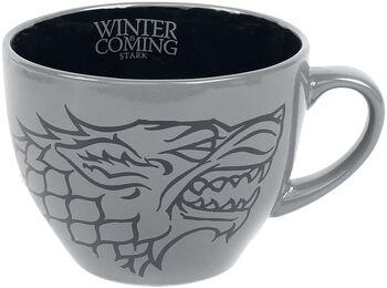 House Stark - Cappuccino Mug