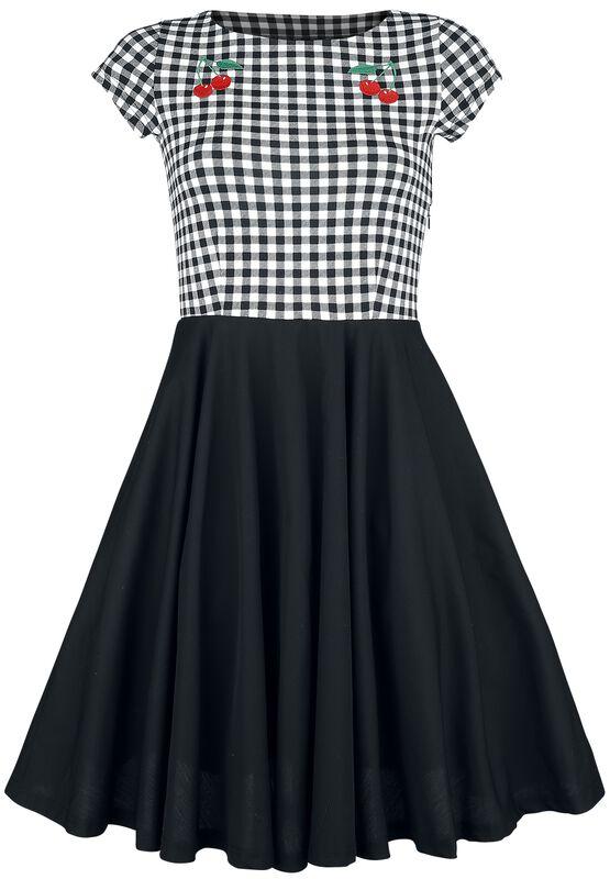 Plaid Petticoat Dress