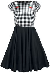 Plaid Petticoat Dress