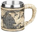 Dragon Skeleton Tankard