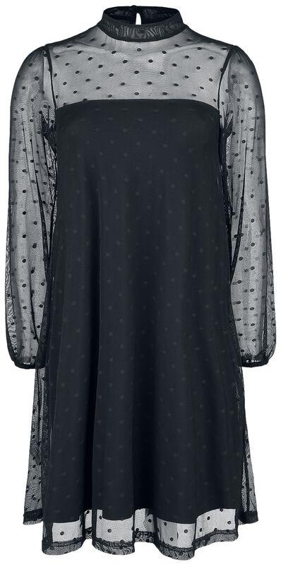 Black Dots Dress
