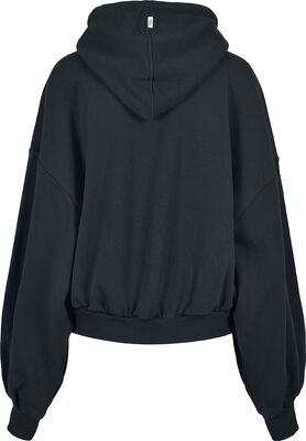 Ladies Organic Oversized Terry Hoody