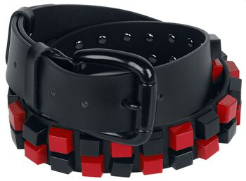 Two-Row Belt with Studs