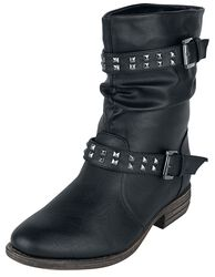 Ladies Biker Boot