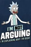 Not Arguing