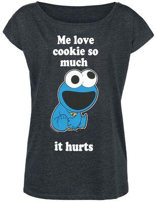 Cookie Monster - Me Love Cookies