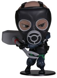 Siege - Six Collection - Sledge Chibi Figure