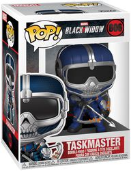 Taskmaster with Bow Vinyl Figure 606