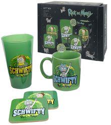 Get Schwifty - Gift Box