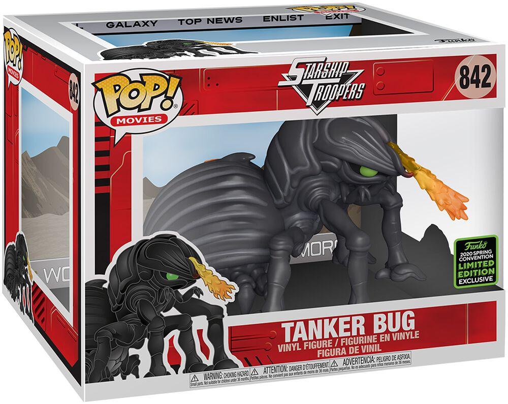 Starship Troopers Tanker Bug (Super Pop!) (ECCC 2020) Vinyl Figure 842