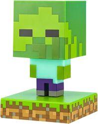 Zombie Icon - Lamp